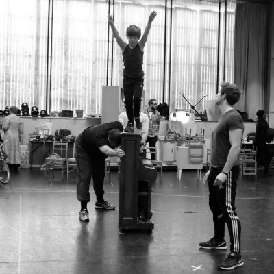 121 BTS Lewis Smallman (Billy Elliot) photo by Jonny Ruff