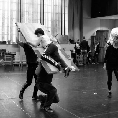 123 BTS Matthew Lyons (Billy Elliot) photo by Jonny Ruff