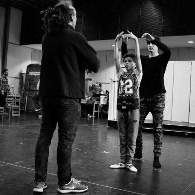 1548 BTS Adam Abbou (Billy Elliot) photo by Jonny Ruff