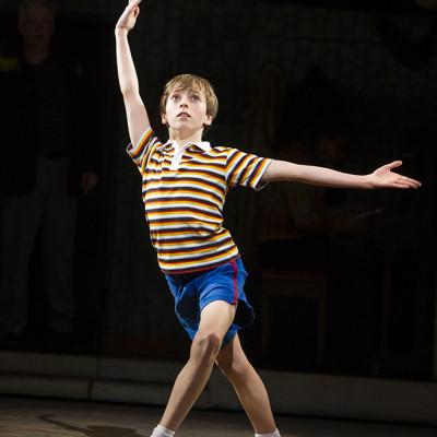 Nat Sweeney (Billy Elliot) by Alastair Muir