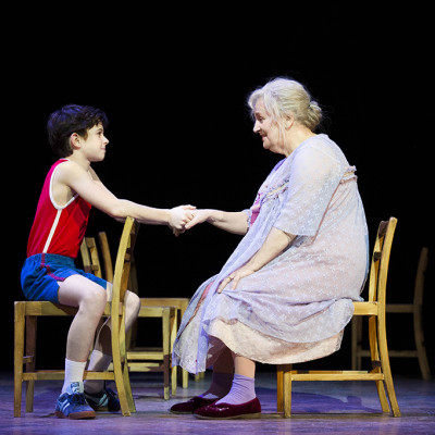 Brodie Donougher (Billy Elliot) by Alastair Muir