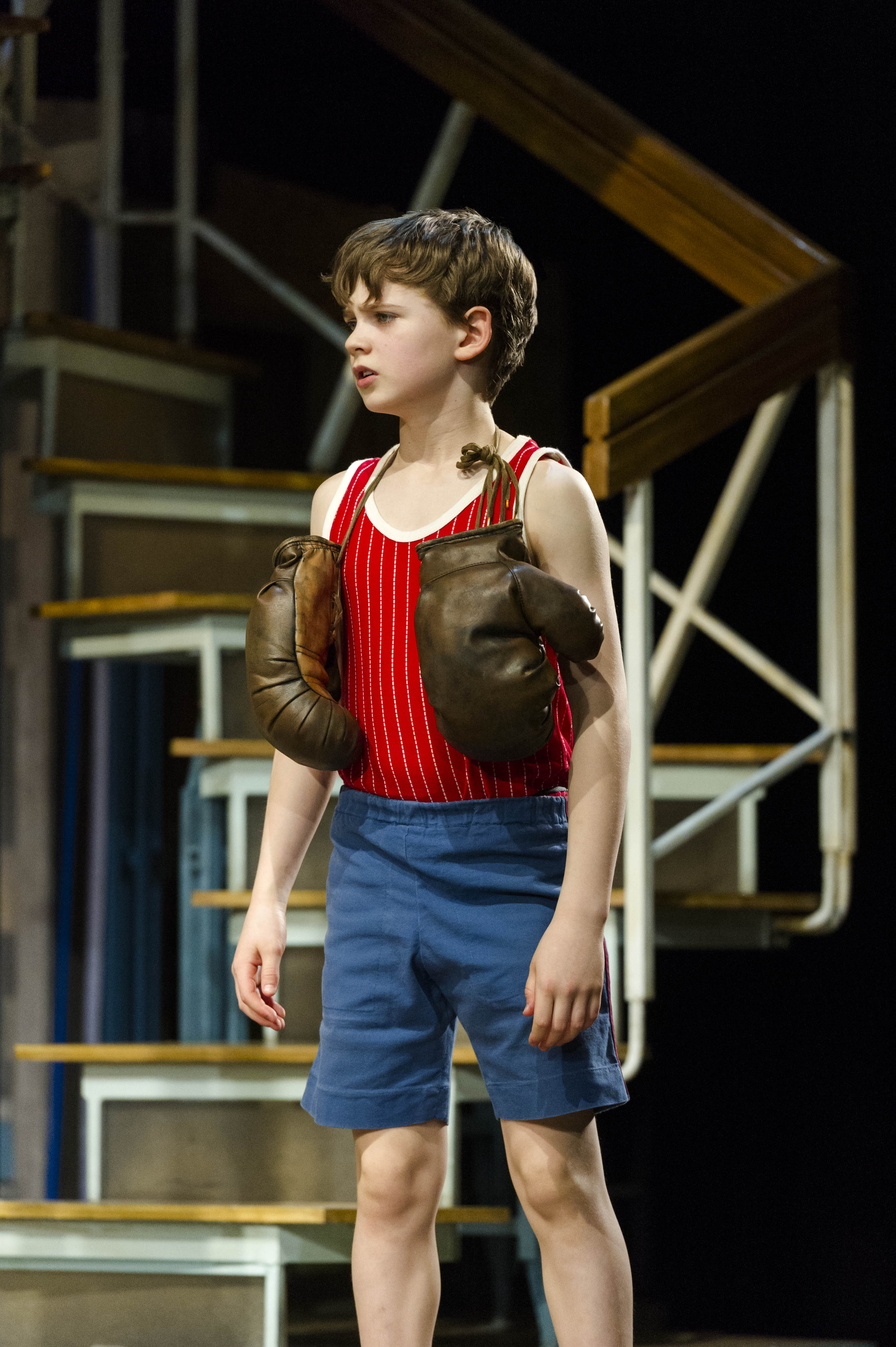 Video Gallery   Billy Elliot the Musical UK & Ireland Tour