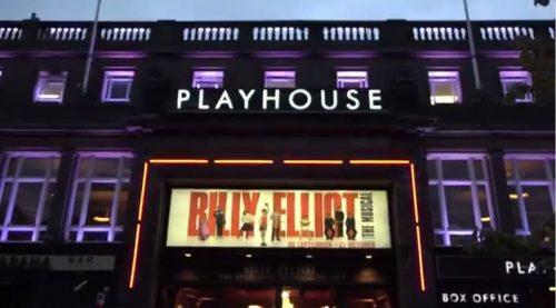 Billy Elliot in Edinburgh