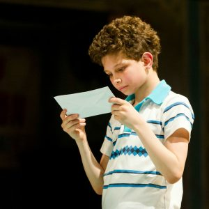 Adam Abbou- Billy Elliot the Musical UK and Ireland Tour