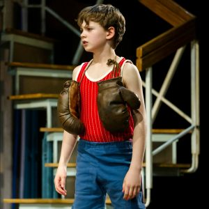 Haydn May- Billy Elliot the Musical UK and Ireland Tour