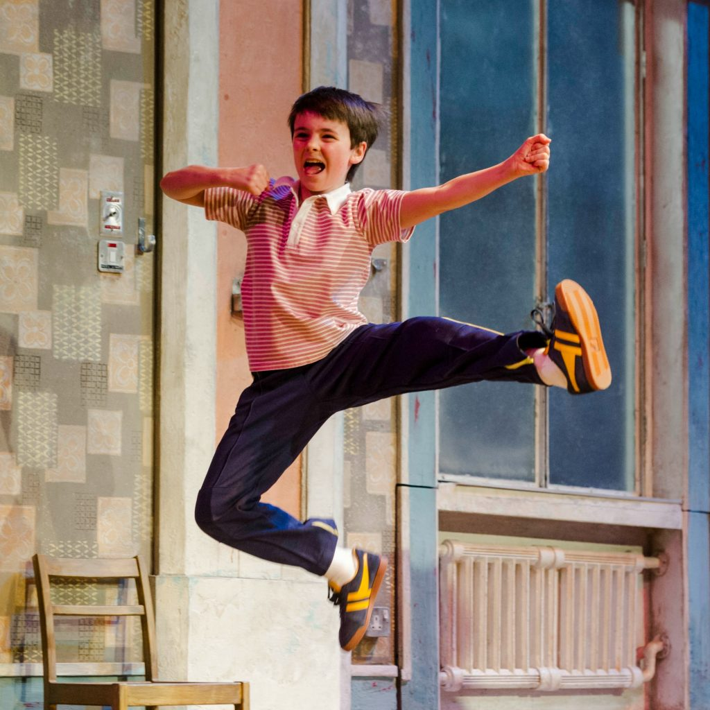 Billy elliot' inspires palestinian teen to become a dancer
