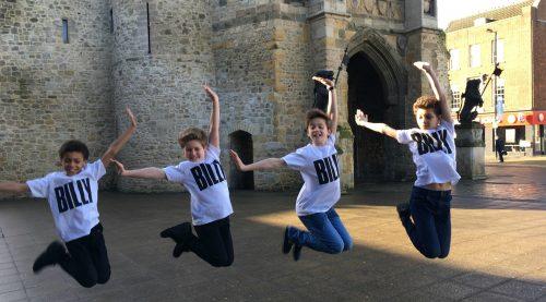 Billy Elliot in Southampton